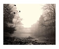 Parish Hill Bridge Fine Art Print