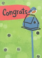 New Home Congrats Greeting Card