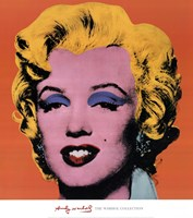 Shot Orange Marilyn, 1964 Fine Art Print