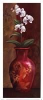 Oriental Vase II Fine Art Print