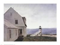 Marshall Point Fine Art Print