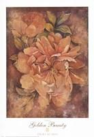Golden Beauty Fine Art Print
