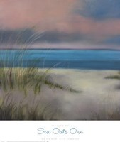Sea Oats One Fine Art Print