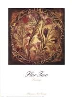 Flor Two Fine Art Print