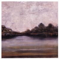 Santee River I Framed Print