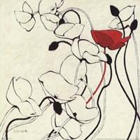 Filament De Vie II Fine Art Print
