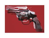 Guns, c. 1981-82 Fine Art Print