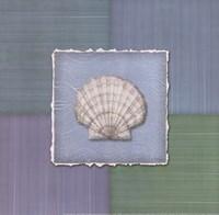 Blue Sea III - Mini Framed Print