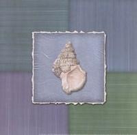 Blue Sea IV - Mini Framed Print
