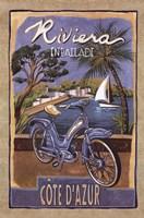 Riviera - Grande Fine Art Print