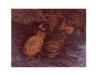 A Pair of Boots, c.1887 Fine Art Print