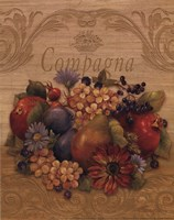 Compagna - Mini Framed Print