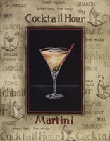 Martini - Mini Framed Print