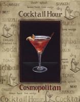 Cosmopolitan - Mini Fine Art Print
