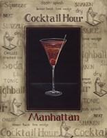Manhattan - Mini Fine Art Print