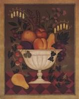 Fruit Flowers I - Mini Fine Art Print