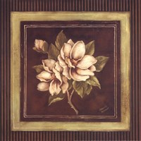 Magnolia I - Mini Framed Print