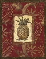 Exotica Pineapple - Grande Fine Art Print