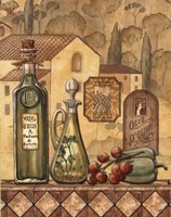 Flavors Of Tuscany III - Mini Fine Art Print