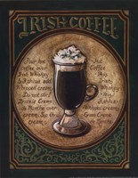 Irish Coffee - Mini Fine Art Print