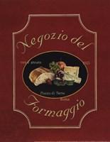 Negozio Del Formaggio - Mini Framed Print