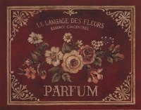 Parfum - Mini Framed Print