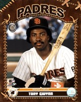 Tony Gwynn - 2007 Vintage Studio Plus Fine Art Print