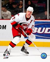 Rod Brind'Amour - '06 / '07 Away Action Fine Art Print