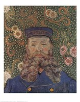 Postman Roulin Fine Art Print