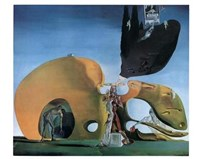 The Birth of Liquid Desires, c.1932 Fine Art Print