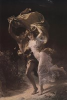 The Storm Fine Art Print