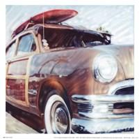 Classic Woody Fine Art Print