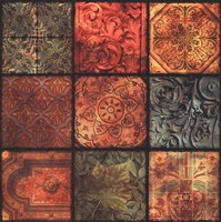 Tuscan Textures Fine Art Print