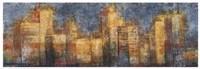 City Storm Fine Art Print