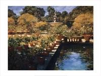 Boboli Gardens - Florence Fine Art Print