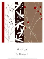 By Design II Fine Art Print