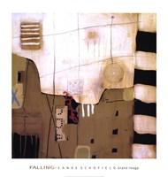 Falling 1 Fine Art Print