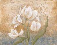 Fleurs Meditatives II Fine Art Print