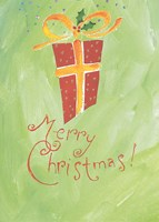Christmas - Merry Christmas Greeting Card