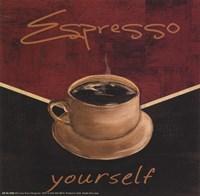 CoffeeDeja Brew Fine Art Print