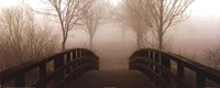Footbridge Fine Art Print