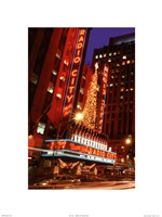 Radio City Music Hall Fine Art Print