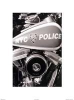 NYPD Fine Art Print