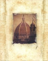 Dome, Italy Framed Print