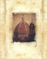 Dome, Italy Fine Art Print