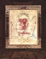 Lettres Parisienne Fine Art Print
