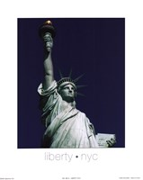 Liberty NYC Fine Art Print