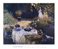 Luncheon at Argenteuil Fine Art Print