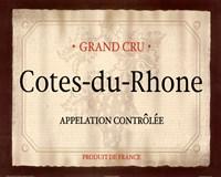 Cote du Rhone Fine Art Print