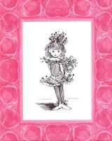 Sugar Plum Ballerina Fine Art Print